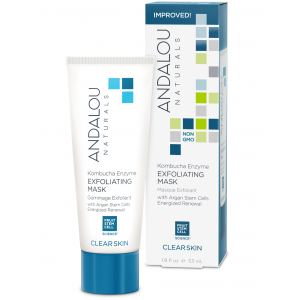 Kombucha Enzyme Exfoliating Mask by Andalou Naturals
