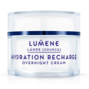 Lähde Hydration Recharge Overnight Cream by Lumene