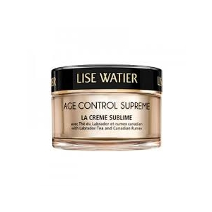 Age Control Supreme La Crème Sublime Riche, for Dry and Fragile Skin by Lise Watier