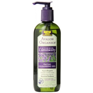 Lavender Facial Cleansing Gel by Avalon Organics