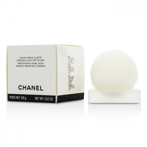 Le Blanc Brightening Pearl Soap Makeup Remover-Cleanser by Chanel