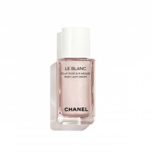 Le Blanc Rosy Light Drops by Chanel