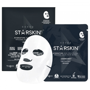 Leading Man Hydrating Bio Cellulose Second Skin Face Mask by StarSkin