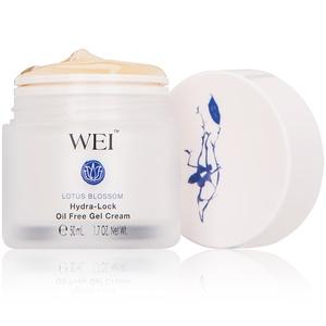 Lotus Blossom Hydra-Lock Oil-Free Gel Cream by Wei