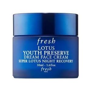 Lotus Youth Preserve Dream Night Cream by fresh