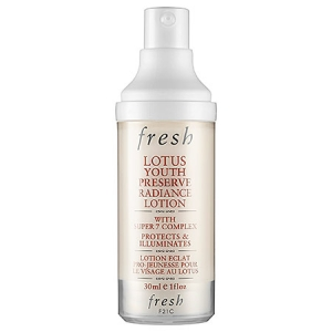 Lotus Youth Preserve Radiance Lotion by fresh