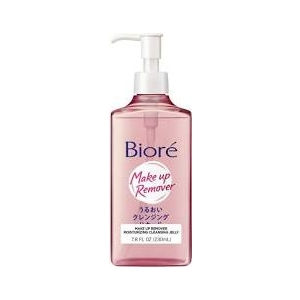 Makeup Remover Moisturizing Cleansing Jelly by Bioré