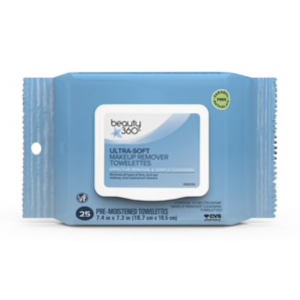 Makeup Remover Towelettes by Beauty 360