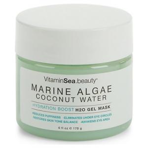 Marine Algae Coconut Water Hydration Boost H2O Gel Mask by Vitaminsea Beauty