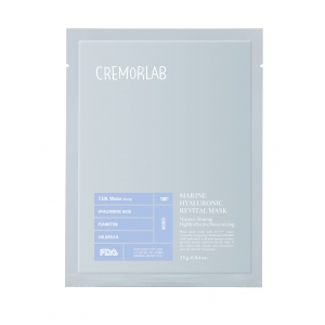 Marine Hyaluronic Revital Mask by Cremorlab