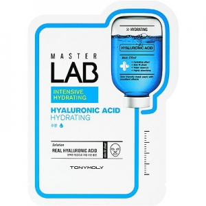 Master Lab Hyaluronic Acid Mask Sheet by TonyMoly