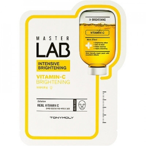 Master Lab Vitamin C Brightening Mask by TonyMoly