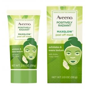 MaxGlow Peel Off Mask by Aveeno