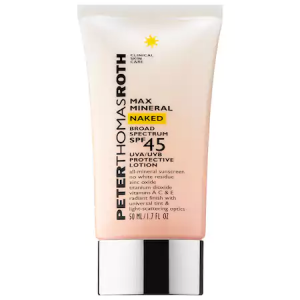 Max Mineral Naked Broad Spectrum SPF 45 by Peter Thomas Roth