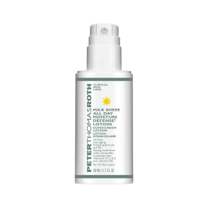 Max Sheer All Day Moisture Defense Lotion with SPF 30 by Peter Thomas Roth