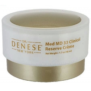 Med MD 33 Clinical Reserve Cream by Dr. Denese New York