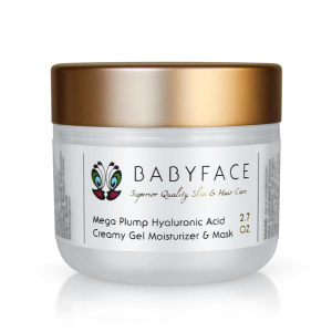 Mega Plump Hyaluronic Acid - Creamy Gel Moisturizer & Mask by Babyface