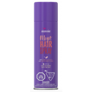Mega Strong Hairspray by Aussie