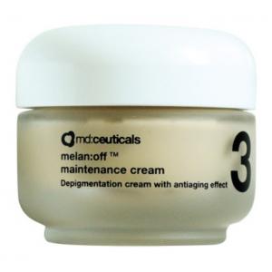 Melan:Off Maintenance Cream by md:ceuticals