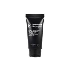 Men's Booster Repair Sun Cream (SPF 50+ PA+++) by Tosowoong
