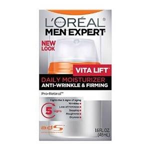 Men's Expert Vita Lift SPF 15 Anti-Wrinkle & Firming Moisturizer by L'Oreal Paris for Men