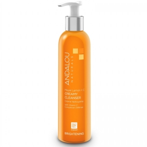 Meyer Lemon + C Creamy Cleanser by Andalou Naturals