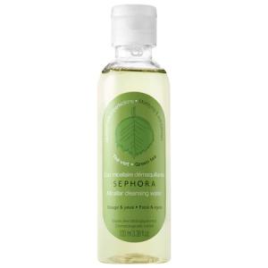 Micellar Cleansing Water & Milk - Green Tea - Mattifying & Anti-Blemish (Water) by Sephora Collection