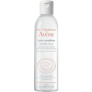 Micellar Lotion Cleanser & Makeup Remover by Avène
