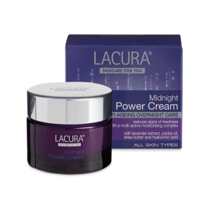 Midnight Power Night Cream by Lacura