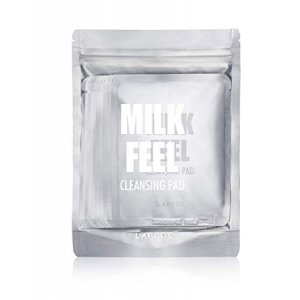 Milk Feel Exfoliating & Cleansing Pad by Lapcos