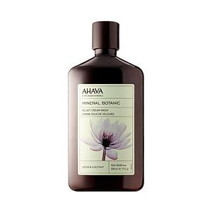 Mineral Botanic Velvet Cream Wash (Lotus & Chestnut) by Ahava