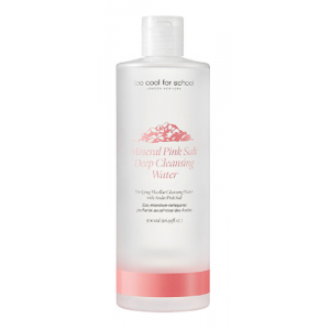 Mineral Pink Salt Deep Cleansing Water by Too Cool For School