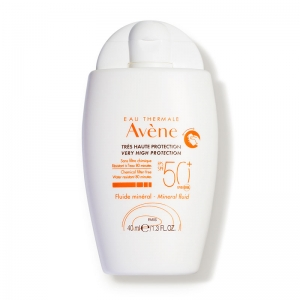Mineral Sunscreen Fluid SPF 50+ by Avène