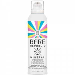 Mineral Whipped Mousse SPF 30 by Bare Republic