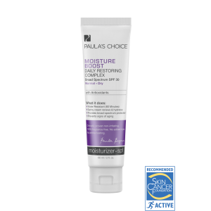 Moisture Boost Daily Restoring Complex with SPF 30 by Paula's Choice Skincare