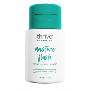 Moisture Flash Active Nutrient Toner by Thrive Causemetics