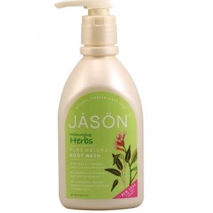 Moisturizing Herbs Pure Natural Body Wash by Jason Natural