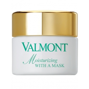 Moisturizing with a Mask by Valmont