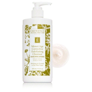 Monoi Age Corrective Exfoliating Cleanser by Éminence Organic Skin Care