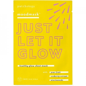 MoodMask - Just Let It Glow Healthy Glow Sheet Mask by patchology