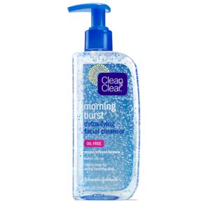 Morning Burst Detoxifying Facial Cleanser by Clean & Clear
