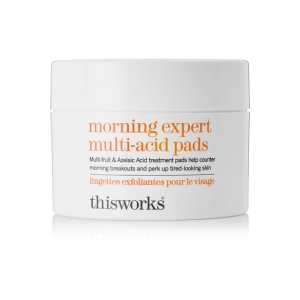 Morning Expert Multi-Acid Pads by this works
