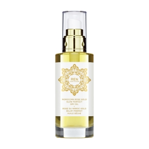 Moroccan Rose Gold Glow Perfect Dry Oil by REN