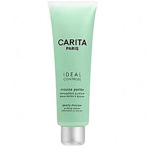 Mousse Perlee Demaquillante Purifiante - Pearly Mousse Cleanser by Carita