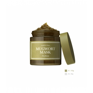 Mugwort Mask by I'm From