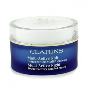 Multi-Active Night Youth Recovery Comfort Cream for Normal to Dry Skin by Clarins