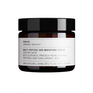 Multi Peptide 360 Moisture Cream by Evolve Organic Beauty