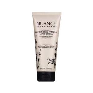 My Secret Super Brightening Hand Cream by Nuance Salma Hayek