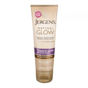 Natural Glow 3 Days to Glow Moisturizer Fair to Medium Skin Tones by Jergens