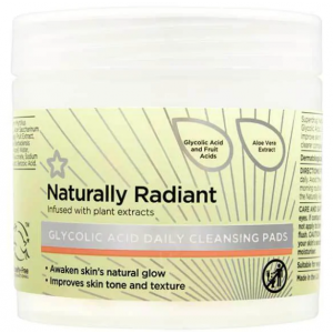 Naturally Radiant Glycolic Acid Pads by Superdrug